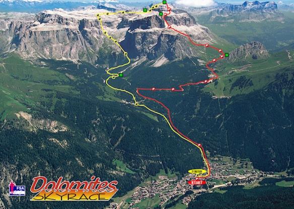 Dolomites Skyrace