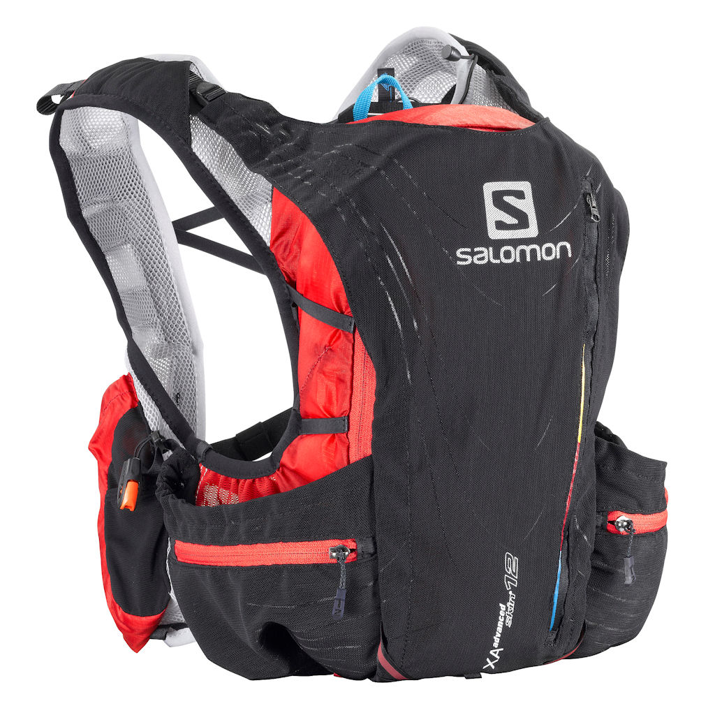 Black Salomon Advanced Skin 5 Set Backpack