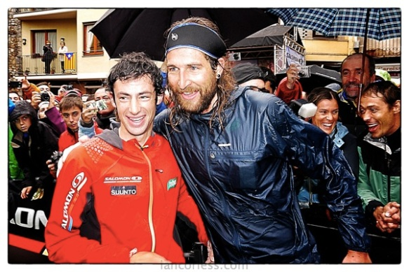 Kilian and Tony Krupicka copyright Ian Corless