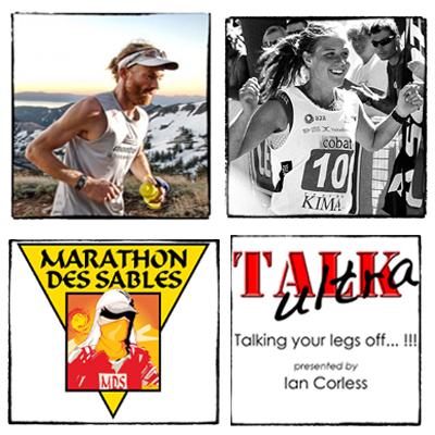Talk Ultra - Geoff Roes, Emelie Forsberg