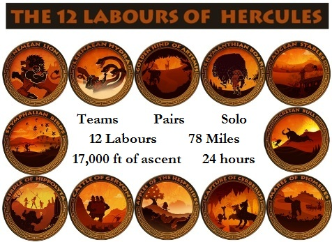The Twelve Labours of Herakles