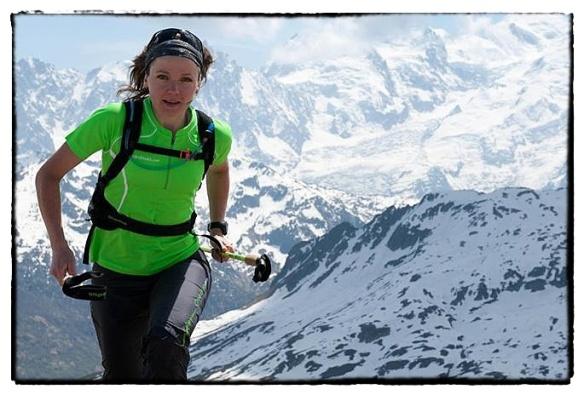 Emelie Lecomte, Quecha. copyright www.ledauphine.com