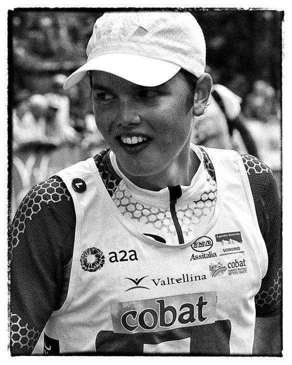 Philipp Reiter at the finish of Trofeo Kima copyright Ian Corless