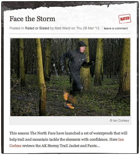 AK Stormy Trail Jacket
