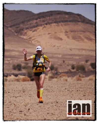 Marathon des Sables 2013 Stage 1