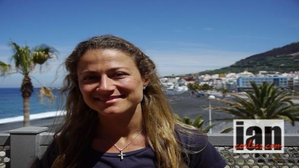 Fernanda Maciel, The North Face - copyright Ian Corless