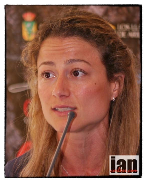 Transvulcania Press Conference | iancorless.com ...