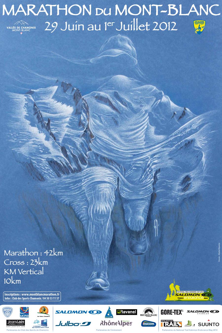 Mont Blanc Marathon Preview Ian Corless Host Of Talk