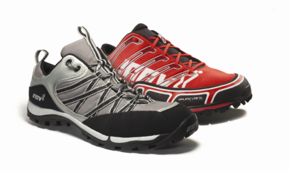 First Mudroc 290 in 2003 (grey) Latest Mudclaw 265 (red)