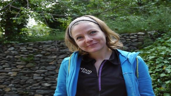 Emilie Lecomte, Ronda dels Cims copyright iancorless.com