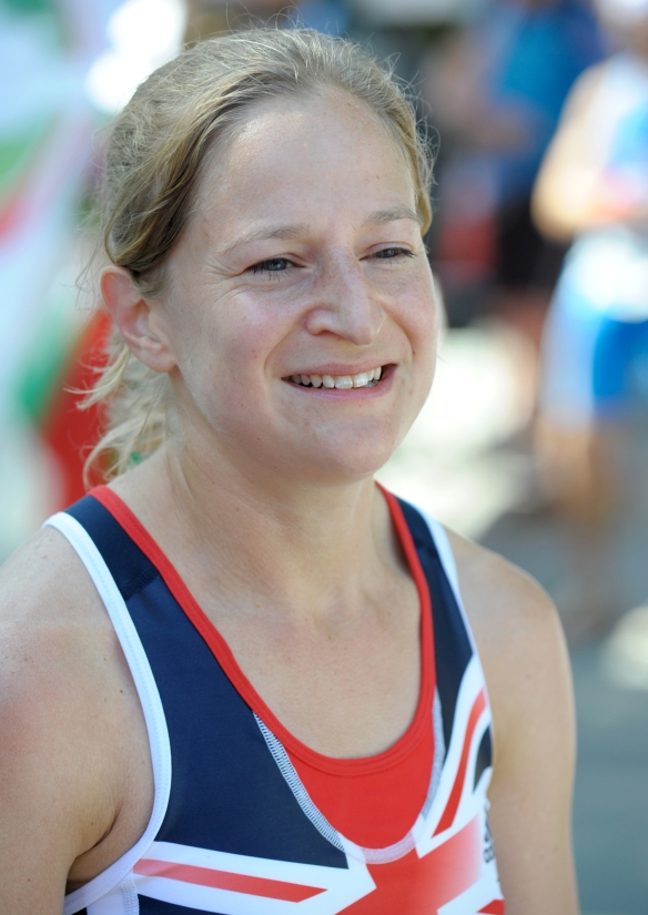 World Trail Championship 2013, Joanna Zakrzewski, 1st GB female (5th in womens)