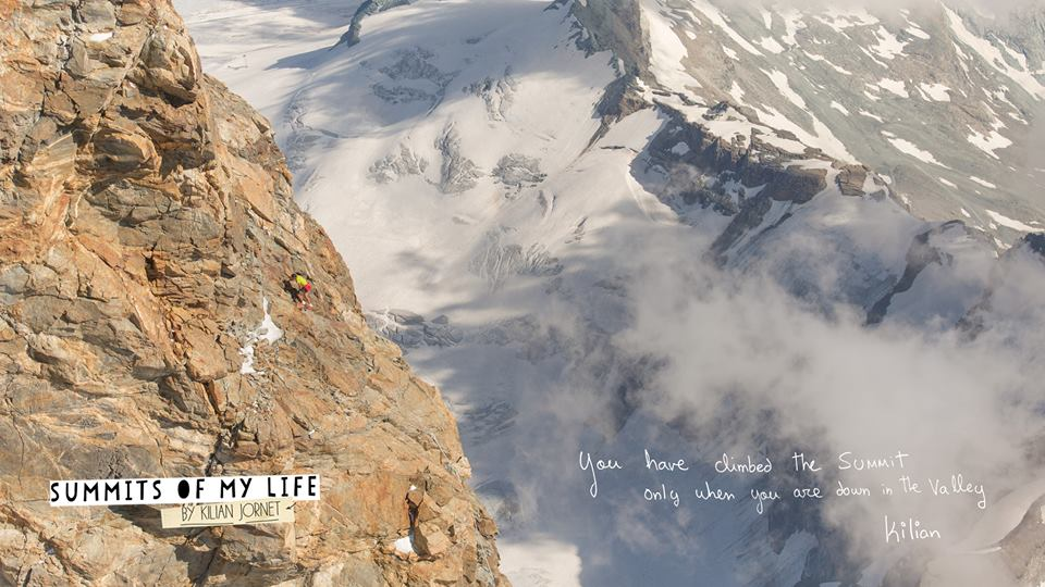 Kilian Jornet The Matterhorn Summit Interview