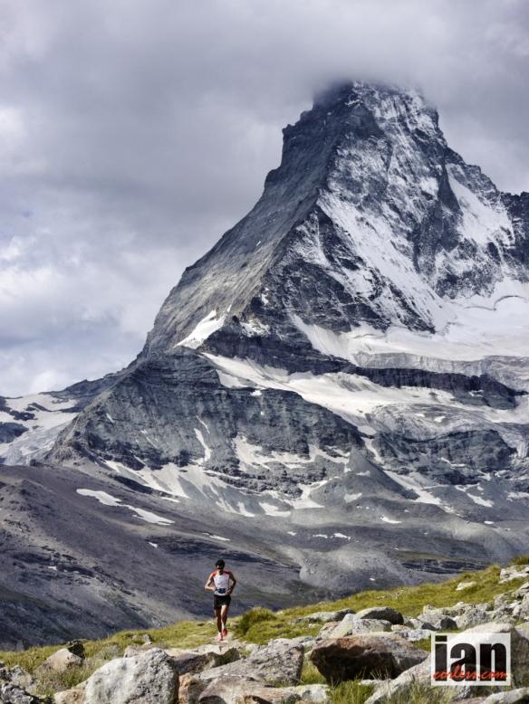 Kilian Jornet, Matterhorn ©iancorless.com