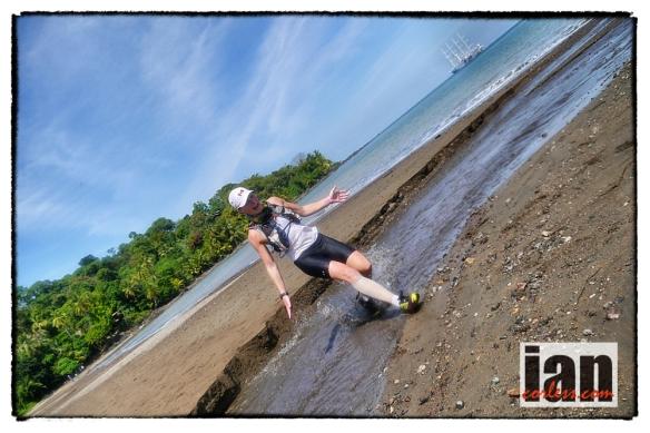 Costa Rica, The Coastal Challenge ©iancorless.com