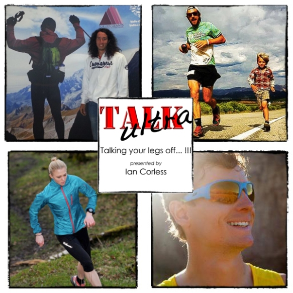 Episode 44 of Talk Ultra - Sharman, Hollon, Clark, Clayton