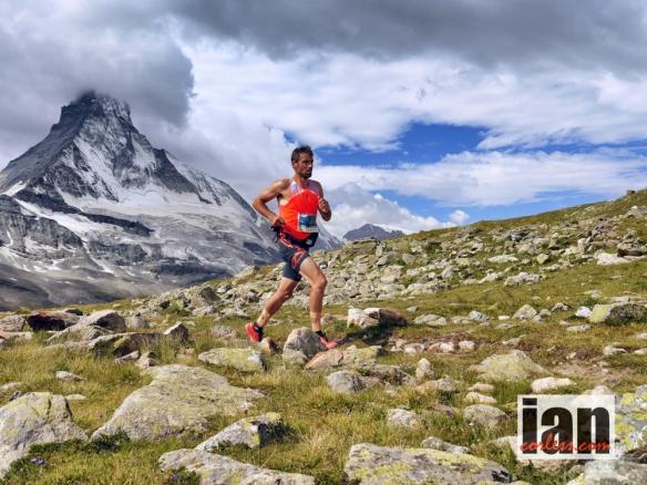 Luis Alberto Hernando at Matterhorn Ultraks