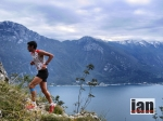 Kilian Jornet and Francois D'Haene at Ice Trail Tarentaise