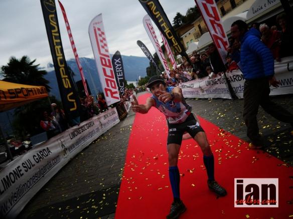 Ionut Zinca second place