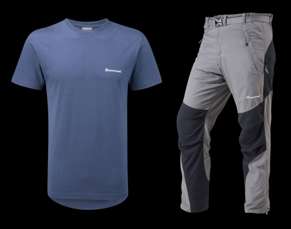 Montane day clothing ©iancorless.com