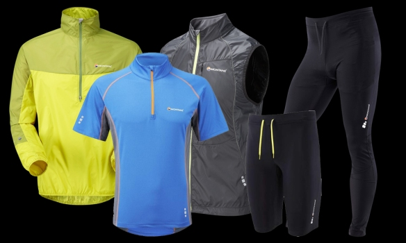 Montane run clothing ©iancorless.com