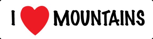 I Love Mountain iancorless.com