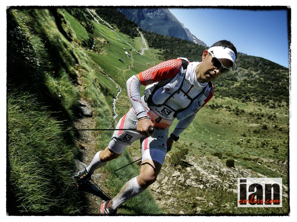 Julien Chorier Ronda dels Cims ©iancorless.com