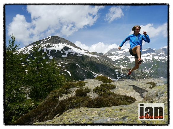 Alex Nichols Chamonix ©iancorless.com