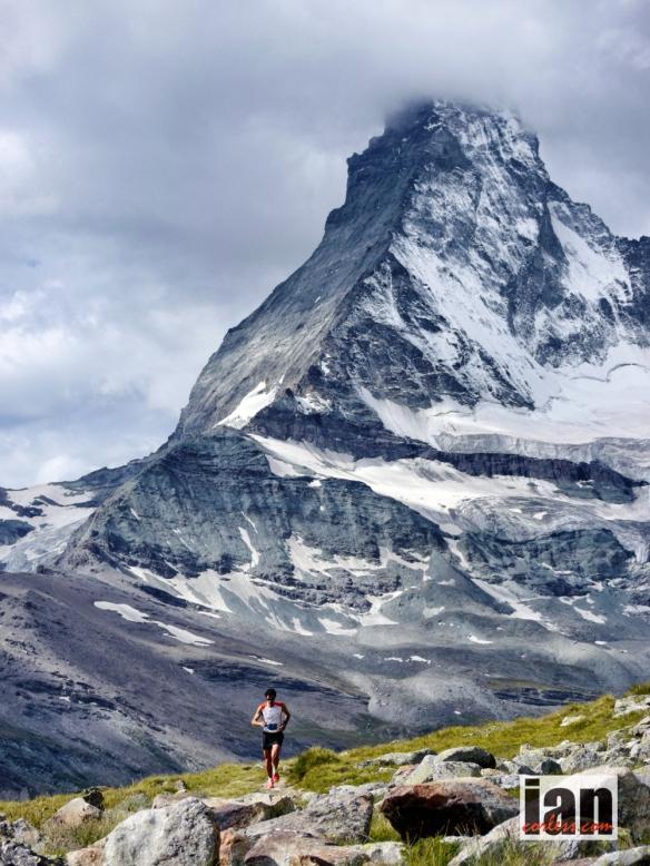 Kilian Jornet, Matterhorn Ultraks ©iancorless.com
