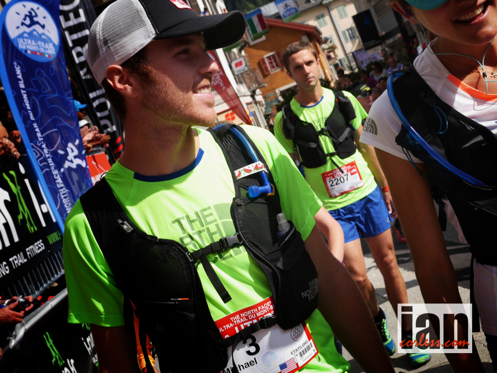 Jez Bragg TNFUTMB ©iancorless.com