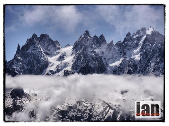 Mont-Blanc Chamonix ©iancorless.com