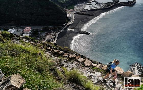 Vertical Kilometer, Transvulcania La Palma, ≠©iancorless.com