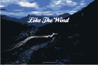 Like The Wind iancorless.com