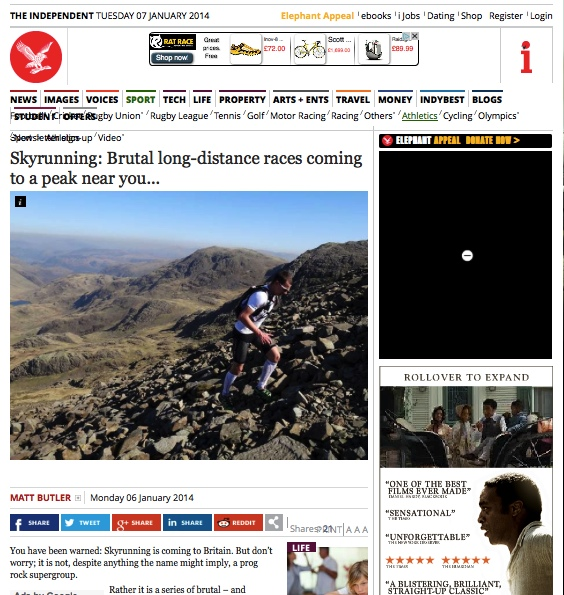 Skyrunninguk - Independent