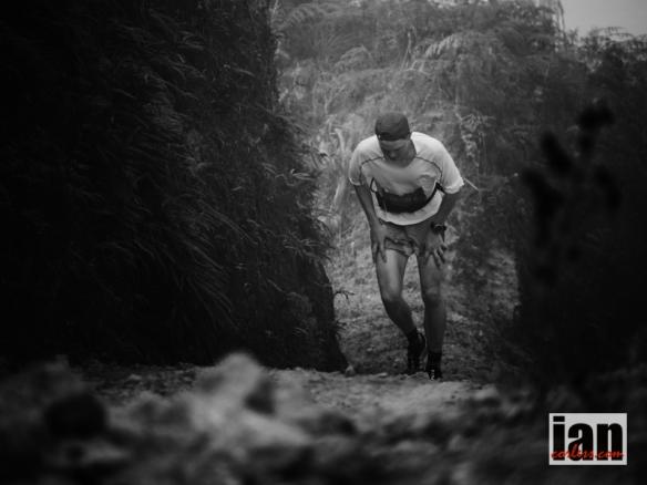 Philipp Reiter powering up a climb TCC2 ©iancorless.com