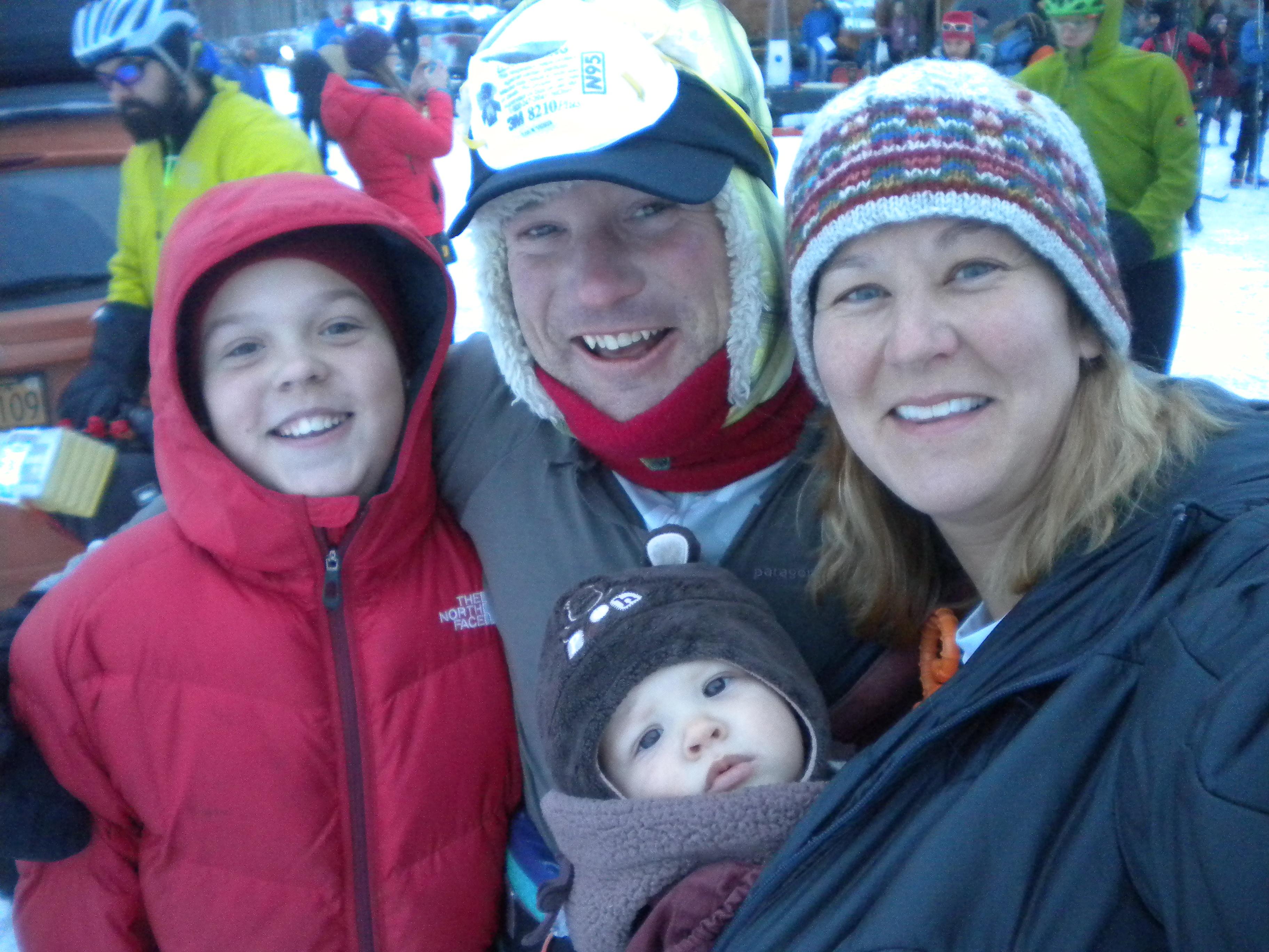 David Johnston Interview Iditarod Trail Invitation 350