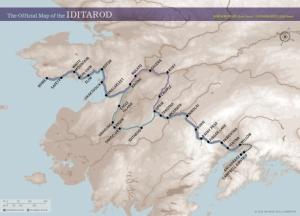 iditarod-route
