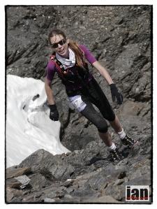 Beth Cardelli Ice Trail Tarentaise 2013 ©iancorless.com