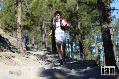 Ryan Sandes at Transgrancanaria ©iancorless.com
