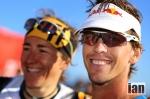 Nuria Picas & Ryan Sandes Transgrancanaria ©iancorless.com
