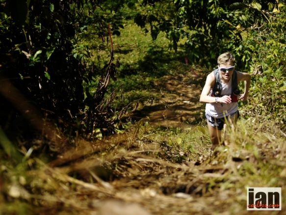 Jo Meek, The Coastal Challenge, Costa Rica ©iancorless.com