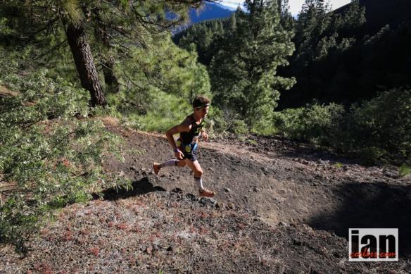 Martin Gaffuri Transvulcania Half Marathon ©iancorless.com