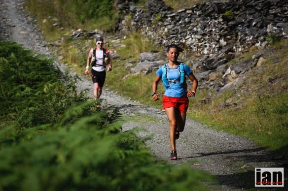 Bonnie Van Wilgenberg at Lakeland 50