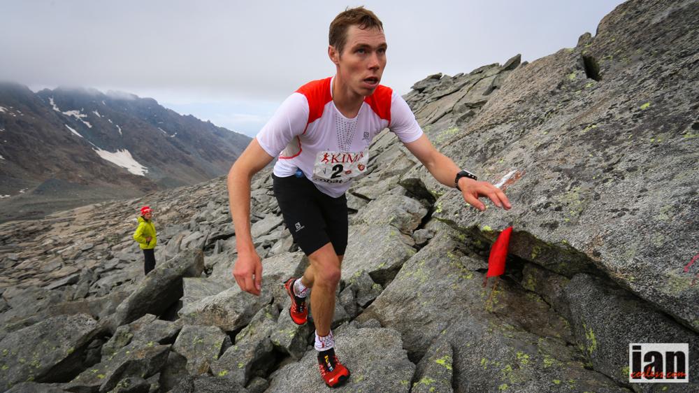 Tom Owens at Trofeo Kima