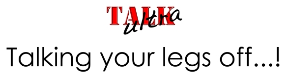 Talk Ultra Bumper Sticker3