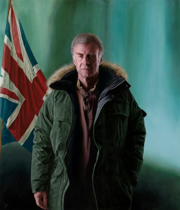 Sir Ranulph Fiennes Portrait 2012_militaryspeakers