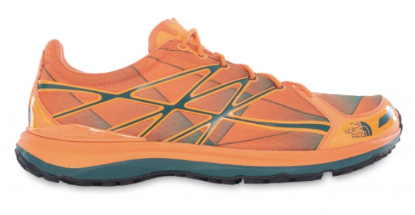 TNF Men Ultra Trail II Shoe orange
