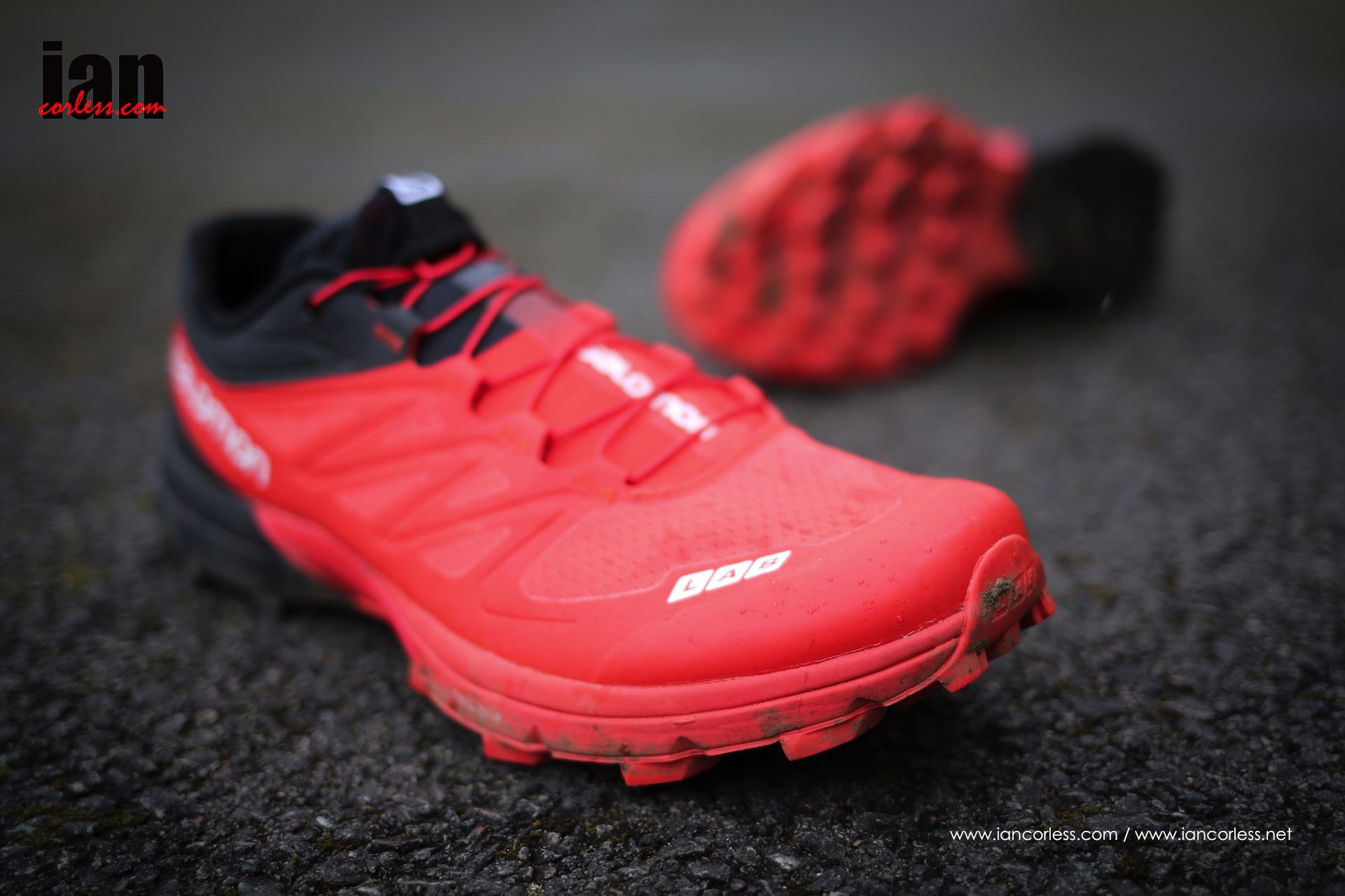 f0cf759d16 Salomon S-Lab Sense 4 Ultra SG (Soft Ground) – Review | iancorless ...
