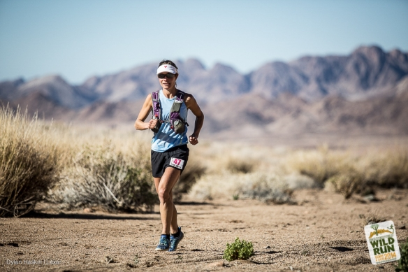 Katya Soggot will be defending her title at the Richtersveld Wildrun™ and facing competition such as Nikki Kimball and Karoline Hanks. Image by Dylan Haskin