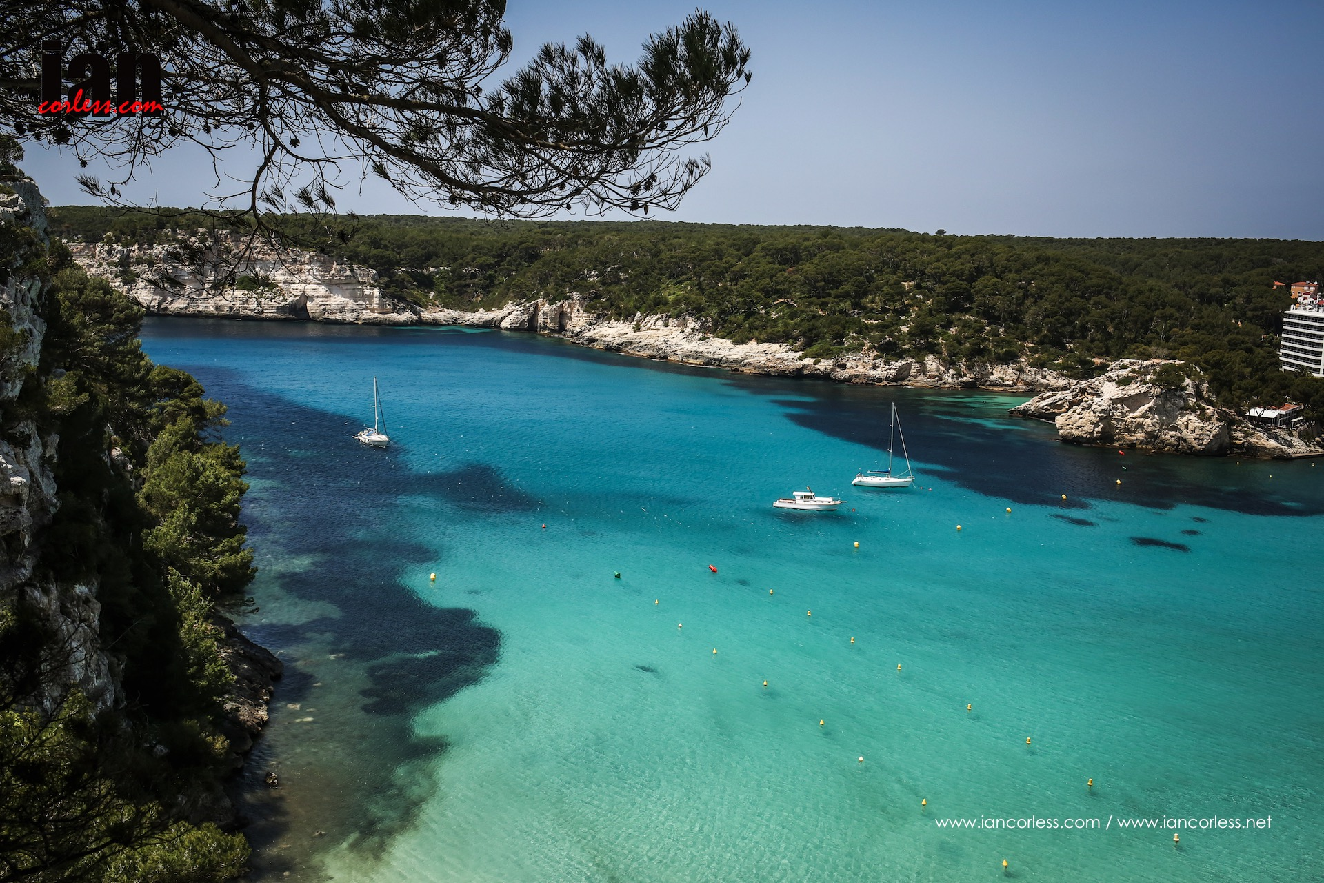 Walking or running 32km's to 185km's, there is possibly no better way to  embrace the island of Menorca.