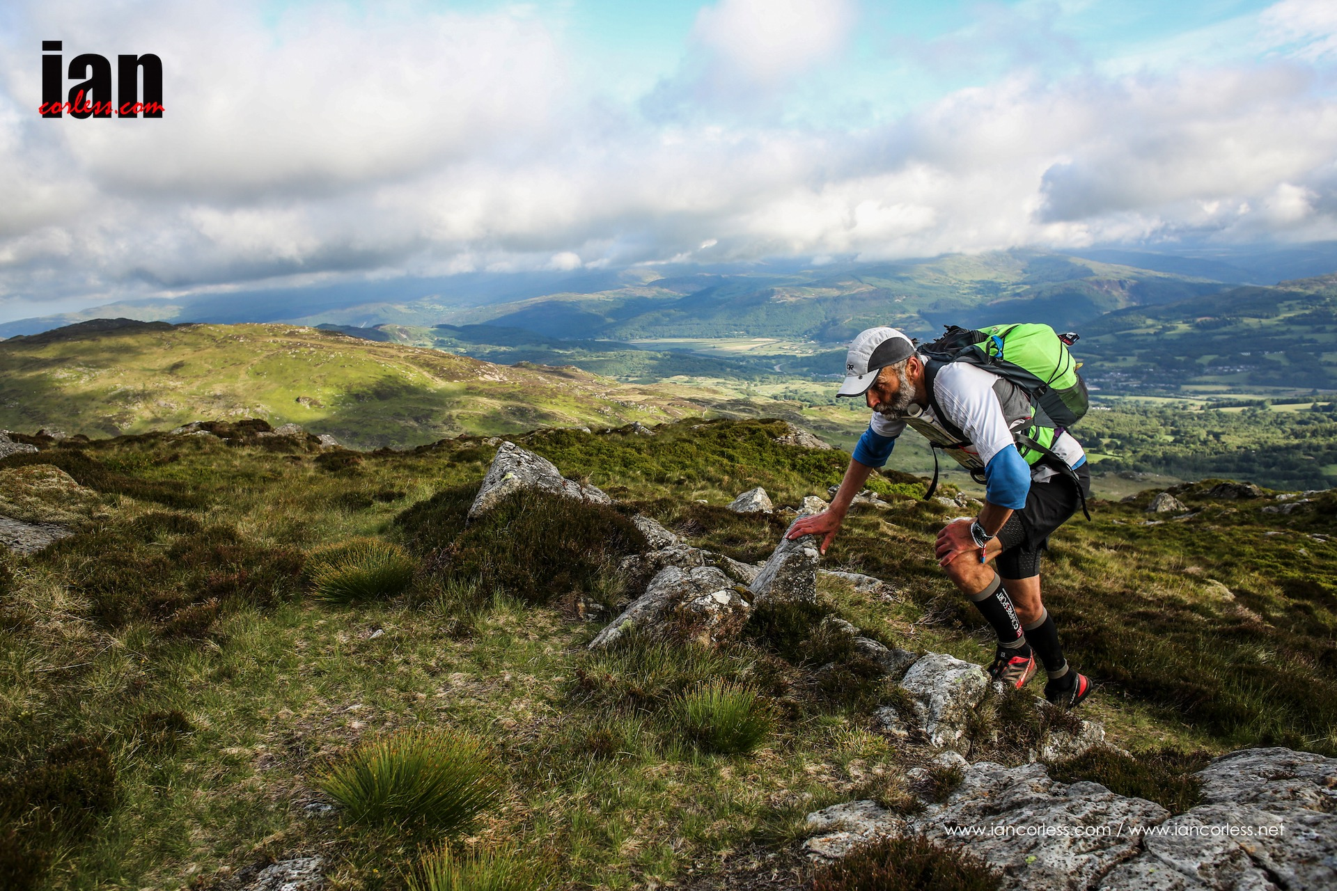 The Berghaus Dragons Back Race Day 3 2015 – Race Images